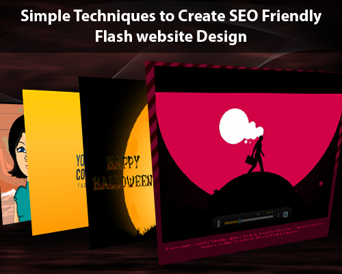 SEO Friendly Flash Design